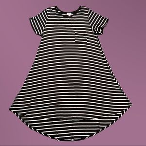 LulaRoe Striped Dress